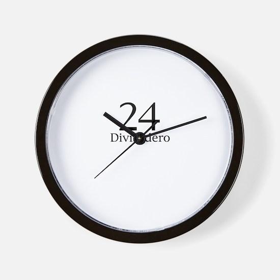 Cute Doomsday 12 21 12 Wall Clock