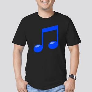 music note blue T-Shirt