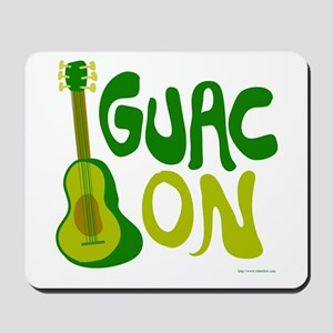 Guac On Mousepad