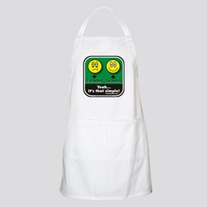 It's That Simple! BBQ Apron