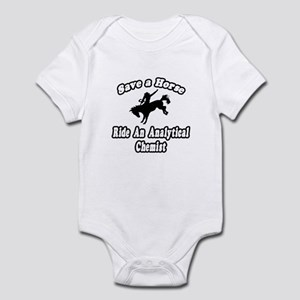 """Ride Analytical Chemist"" Infant Bodysuit"