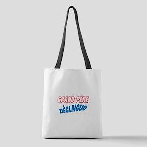 UNCLE / DAD / TONTON / GODFATHE Polyester Tote Bag