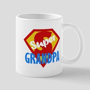 Super Grandpa Mug