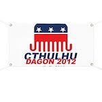 Cthulhu/Dagon2012 Banner