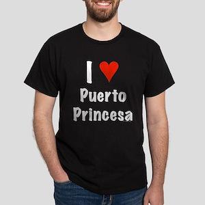 I love Puerto Princesa Dark T-Shirt