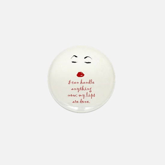 Unique Freshness Mini Button