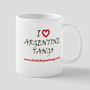 I love Argentine Tango Mug