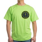 Indiana Masons Green T-Shirt