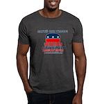 Sauté Our Troops Dark T-Shirt
