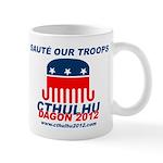 Sauté Our Troops Mug