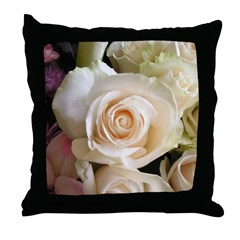 A Collection of Unique Gifts Throw Pillow