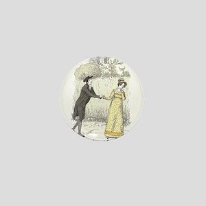 pride & Prejudice Ch 22 Mini Button