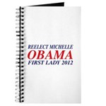 Reelect Michelle First Lady Journal