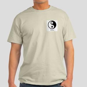Wu Tang Ash Grey T-Shirt