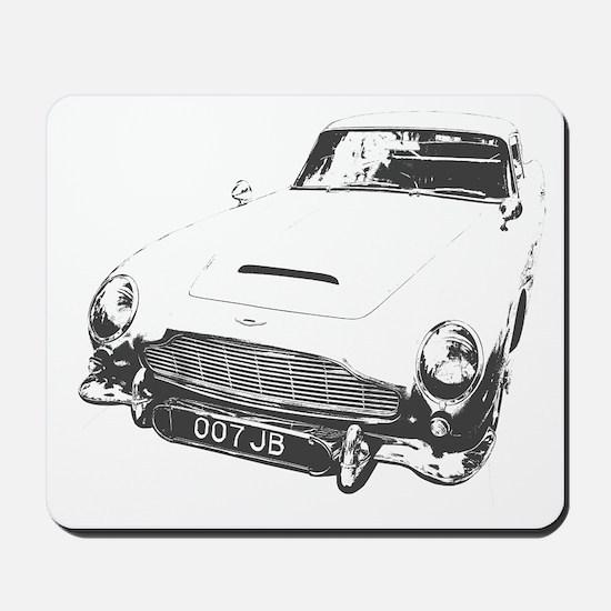 Aston Martin Mousepad