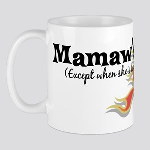 Mamaw's Hot Flashes Mug