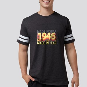 Born In Year 1946 Birthday Made In Gift T-Shirt