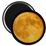 "Harvest Moon 2.25"" Magnet (10 pack)"