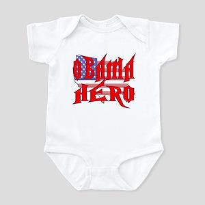 Obama Hero Infant Bodysuit