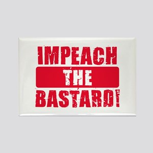 Impeach the Bastard - Red Magnets