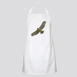 Soaring Red-tail Hawk BBQ Apron