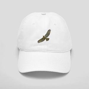 Soaring Red-tail Hawk Cap