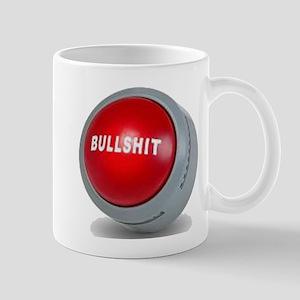 bullshitbutton Mug