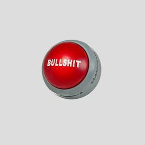 bullshitbutton Mini Button