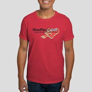 MawMaw's Hot Flashes Dark T-Shirt