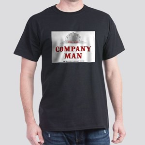 Company Man Dark T-Shirt, Oil Rig