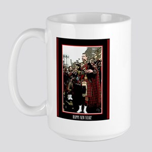 Scotish Pipeband Large Mug