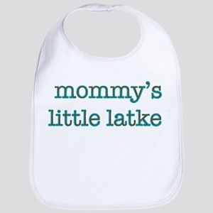 Mommy's Little Latke Bib