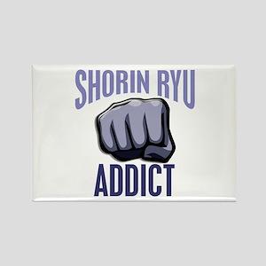 Shorin Ryu Addict Rectangle Magnet