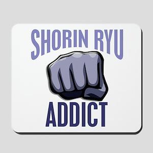 Shorin Ryu Addict Mousepad