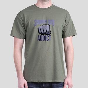Shorin Ryu Addict Dark T-Shirt