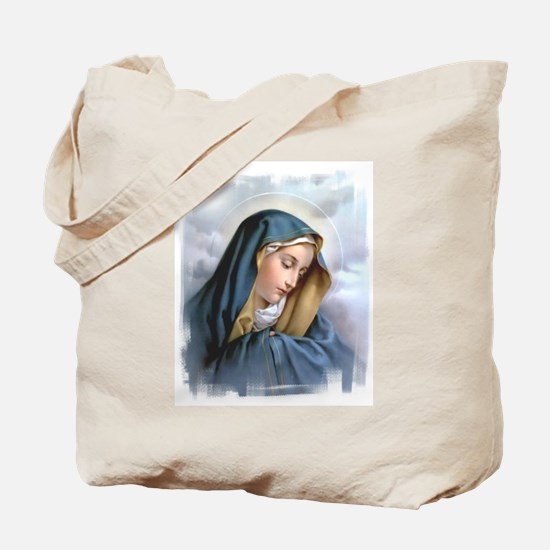 Our Lady of Sorrows Tote Bag