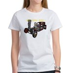 Rat Rods Rule! Women's T-Shirt