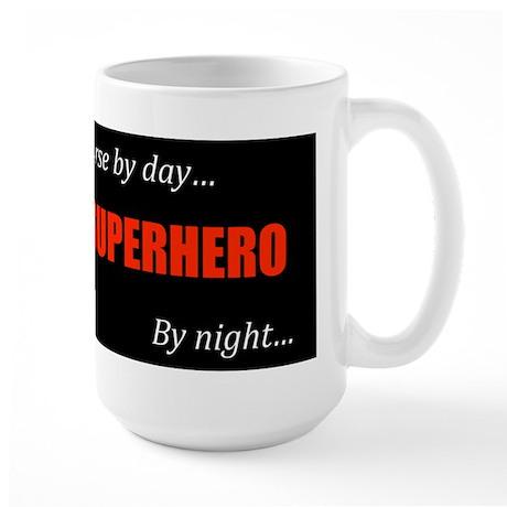 Superhero Nurse Coffee Mug