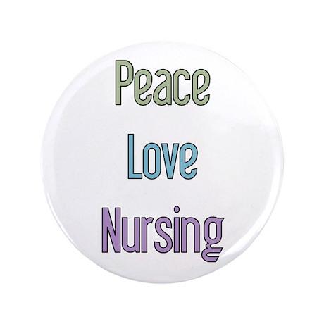 """Nurse Gift 3.5"""" Button"""