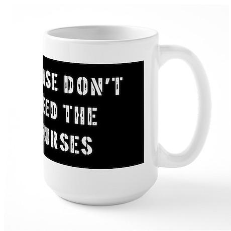Nurse Gift Large Mug