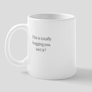 Off Center Mug
