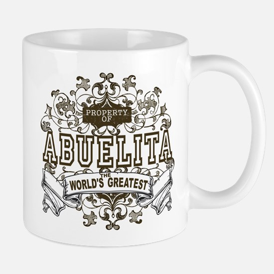 Property Of Abuelita Mug