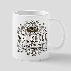 Property Of Abuelito Mug