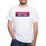 """Obama-Biden"" 2-Sided T-Shirt"