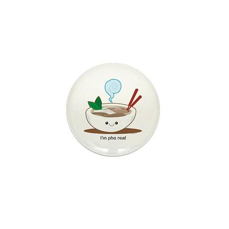 Pho Real! Mini Button