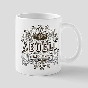 Property Of Abuelo Mug