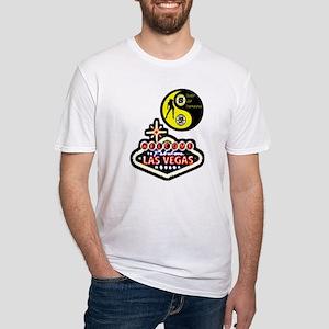 Hustler Club International Fitted T-Shirt