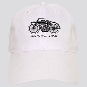 This Is How I Roll Motorcycle Cap