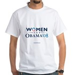 """""""Women for Obama"""" 2-Sided T-Shirt"""