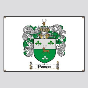 Irish Powers family Banner